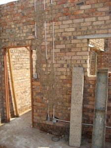New building - electrical installations